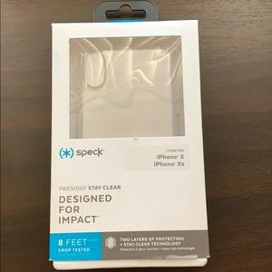 NEW Speck Case for iPhone X or iPhone XS